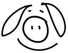 Schwein-Logo